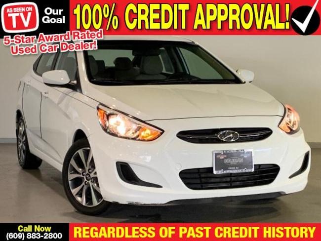 2017 Hyundai Accent Value Edition Sedan in Ewing, NJ