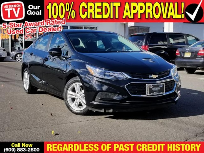 2016 Chevrolet Cruze LT Auto Sedan in Ewing, NJ
