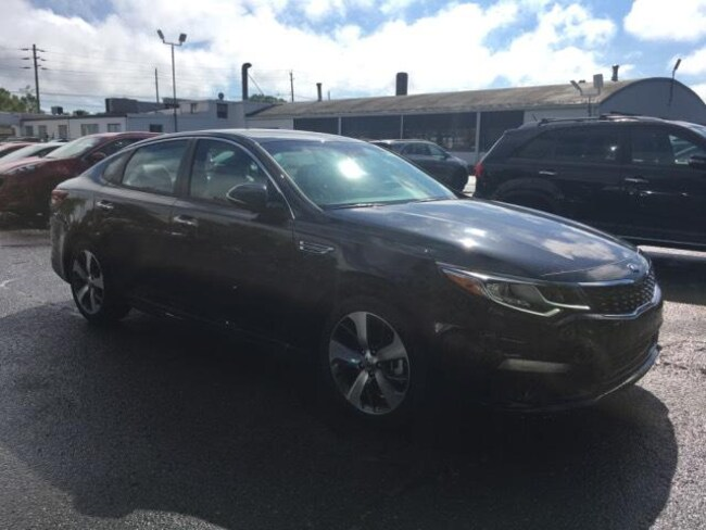 2019 Kia Optima S Sedan in Ewing, NJ