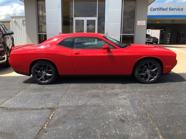 New 2018 Dodge Challenger SXT PLUS Coupe for sale in Nash TX