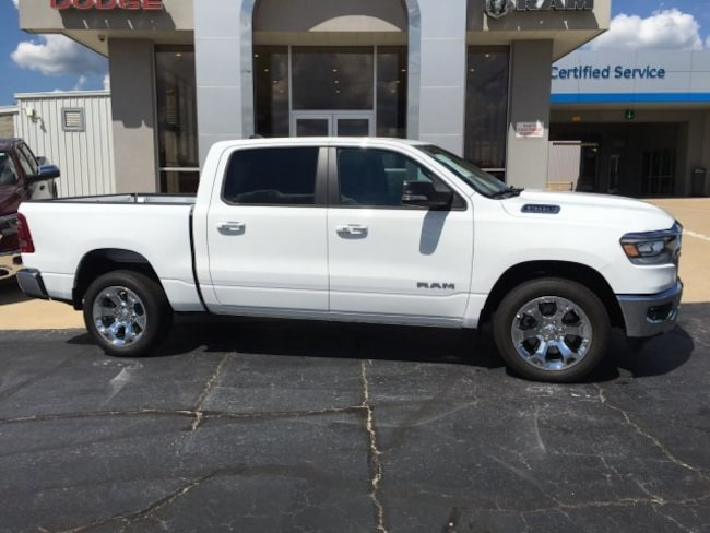 New 2019 Ram 1500 BIG HORN / LONE STAR CREW CAB 4X4 5'7 BOX Crew Cab for sale in Nash TX