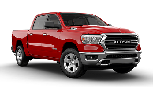 New Ram 1500 New Boston