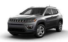 New 2021 Jeep Compass LATITUDE FWD Sport Utility for sale in New Boston