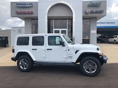 New  2019 Jeep Wrangler UNLIMITED SAHARA 4X4 Sport Utility for Sale in Nash, TX