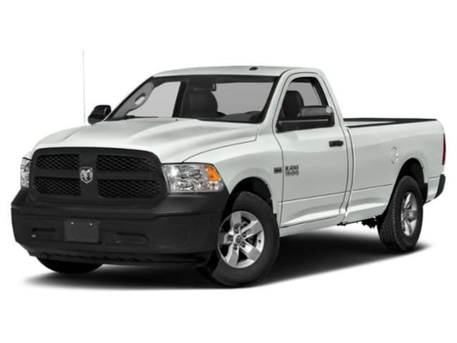 New 2019 Ram 1500 CLASSIC TRADESMAN QUAD CAB 4X2 6'4 BOX Quad Cab for sale in Nash TX