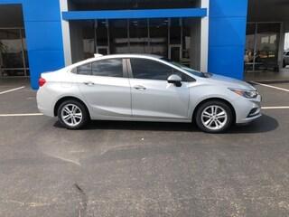 Used 2016 Chevrolet Cruze LT Sedan for Sale in Nash, TX