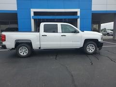Used 2016 Chevrolet Silverado 1500 WT Truck 3GCPCNEC0GG321600 G4018A serving New Boston