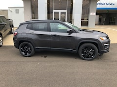 New 2019 Jeep Compass ALTITUDE FWD Sport Utility for sale in New Boston