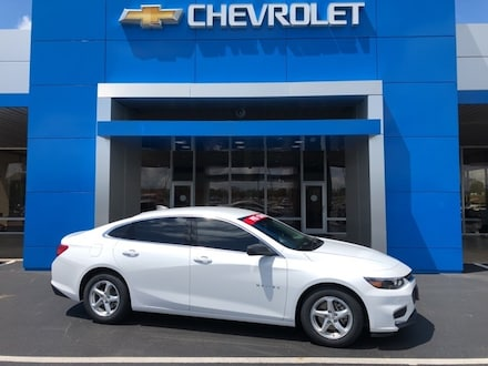 2018 Chevrolet Malibu LS Sedan
