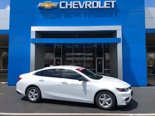 Used 2018 Chevrolet Malibu LS Sedan for Sale in Nash, TX
