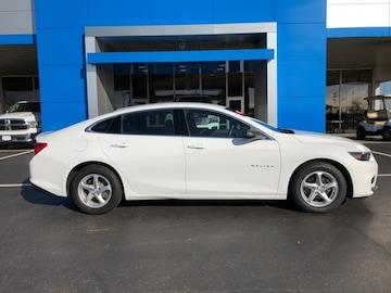 2016 Chevrolet Malibu Sedan