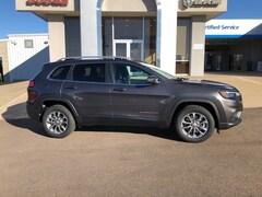 New 2020 Jeep Cherokee LATITUDE PLUS FWD Sport Utility for sale in New Boston