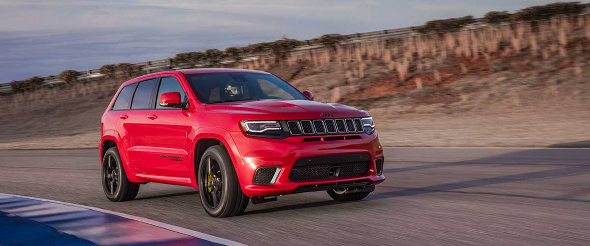 New 2019 Jeep Grand Cherokee Texarkana TX