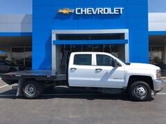 Used 2019 Chevrolet Silverado 3500HD Work Truck Truck 1GB4KVCY9KF206948 U5156 serving New Boston
