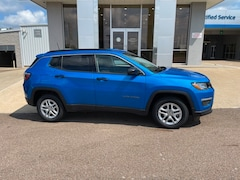New 2021 Jeep Compass SPORT FWD Sport Utility for sale in New Boston