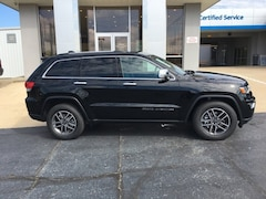 New 2019 Jeep Grand Cherokee LIMITED 4X2 Sport Utility for sale in New Boston