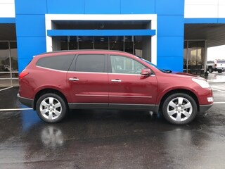 Used 2011 Chevrolet Traverse LTZ SUV for Sale in Nash, TX