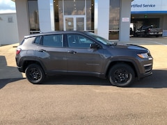 New 2020 Jeep Compass SPORT FWD Sport Utility for sale in New Boston