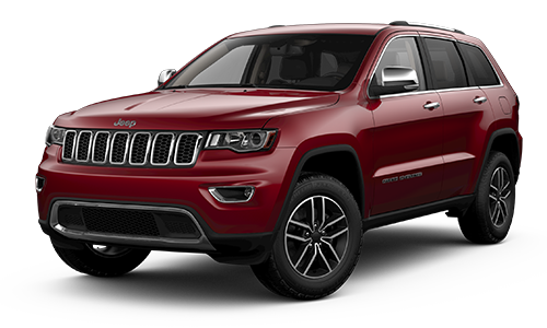 New Grand Cherokee New Boston