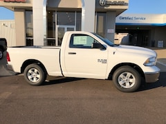Used 2019 Ram 1500 Classic TRADESMAN REGULAR CAB 4X2 6'4 BOX Regular Cab 3C6JR6AG3KG709360 D6231 serving New Boston