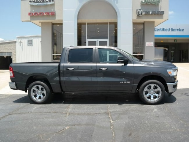 New 2019 Ram 1500 BIG HORN / LONE STAR CREW CAB 4X2 5'7 BOX Crew Cab for sale in Nash TX