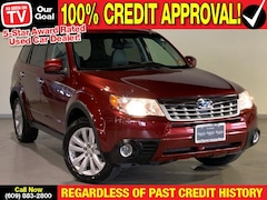 2011 Subaru Forester 4dr Auto 2.5X Limited Sport Utility