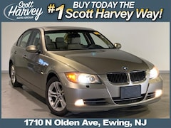 Used 2008 BMW 3 Series 4dr Sdn 328xi AWD Car for sale in Ewing, NJ