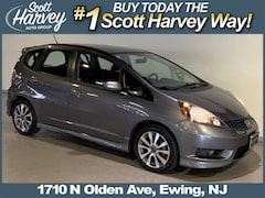 Used 2012 Honda Fit 5dr HB Auto Sport Car for sale in Ewing, NJ
