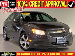 Used 2011 Chevrolet Cruze 4dr Sdn LT w/2LT Car for sale in Ewing, NJ