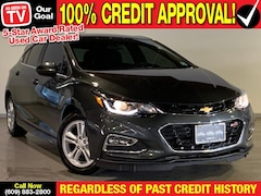 2017 Chevrolet Cruze 4dr HB 1.4L LT w/1SC Car