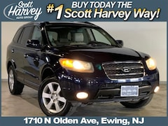 Used 2007 Hyundai Santa Fe AWD 4dr Auto Limited *Ltd Avail* Sport Utility for sale in Ewing, NJ