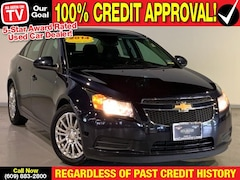Used 2014 Chevrolet Cruze 4dr Sdn Man ECO Car for sale in Ewing, NJ