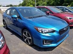 New 2018 Subaru Impreza 2.0i Sport with Eyesight, Moonroof, Blind Spot Detection & Starlink Sedan 4S3GKAM65J3620243 for sale near Ewing, NJ