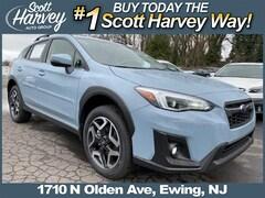 New 2020 Subaru Crosstrek S12113XX for sale near Ewing, NJ