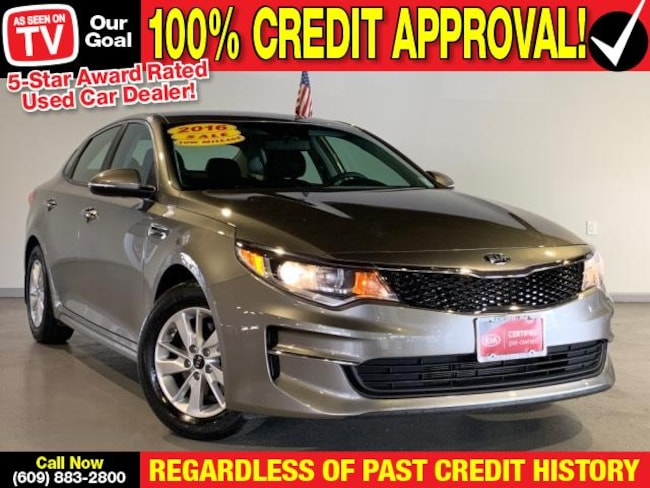 2016 Kia Optima 4dr Sdn LX Car in Ewing, NJ