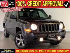 2016 Jeep Patriot 4WD 4dr High Altitude Edition Sport Utility