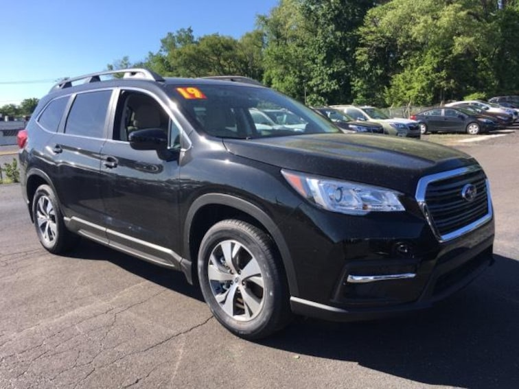 New 2019 Subaru Ascent Premium 8-Passenger SUV for sale near Ewing, NJ