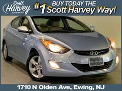 Used 2012 Hyundai Elantra 4dr Sdn Auto GLS Pzev Car for sale in Ewing, NJ