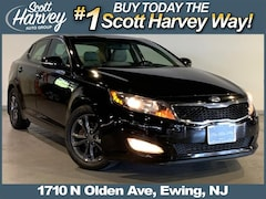 Used 2013 Kia Optima 4dr Sdn EX Car for sale in Ewing, NJ