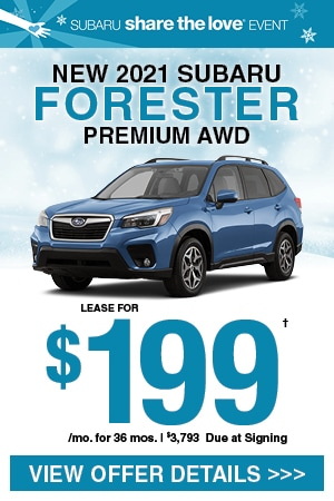 Forester Lease