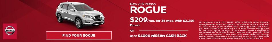 September 2019 Rogue Special
