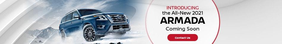 2021 Nissan Armada - Coming Soon!