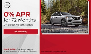 0% APR for 72 Months - August