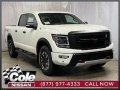 2021 Nissan Titan PRO-4X Truck