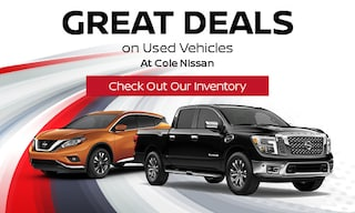 Used Cars at Cole Nissan