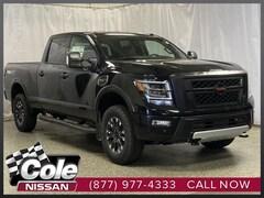 2020 Nissan Titan XD PRO-4X Truck