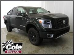 2019 Nissan Titan PRO-4X Truck
