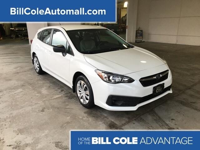 Featured new 2020 Subaru Impreza Base Model 5-door for sale in Bluefield, WV