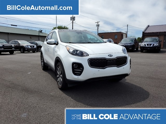 Featured used 2017 Kia Sportage EX SUV for sale in Bluefield, WV