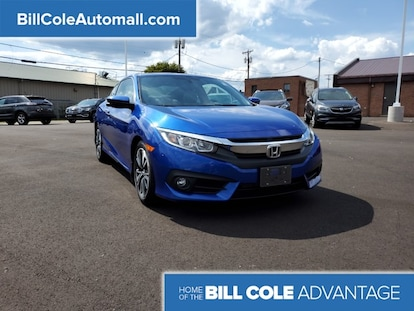 Honda Civic Coupe For Sale >> Used 2017 Honda Civic Coupe For Sale In Bluefield Wv Near Princeton Pearisburg Va Tazewell Va Vin 2hgfc3b38hh357185
